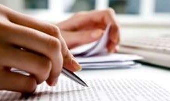 Revisione accurata testi con doppio controllo